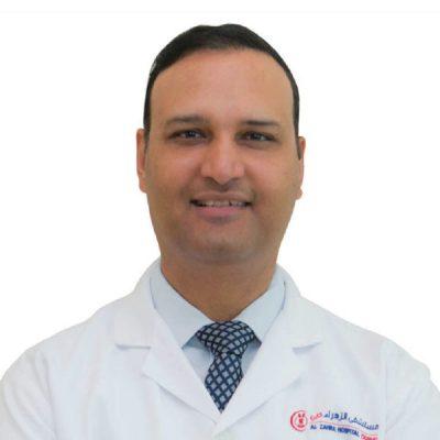 Dr Aman Sohal