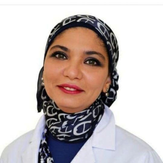 Dr MARWA ELBADAWY
