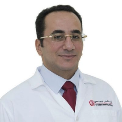 Dr Sherif Fayed