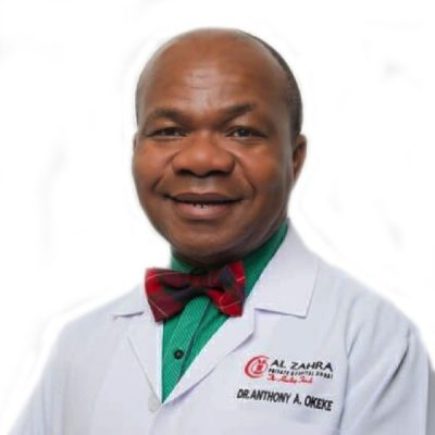 Dr.Anthony Okeke