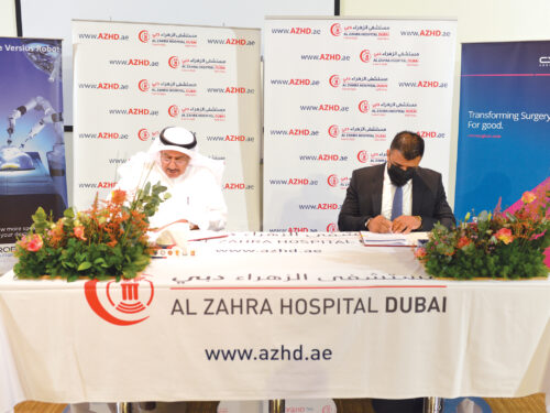 Al Zahra Hospital Dubai Transforms Surgical Care & Pioneers CMR's Surgical Versius Robotic System for the First Time in the Mena Region