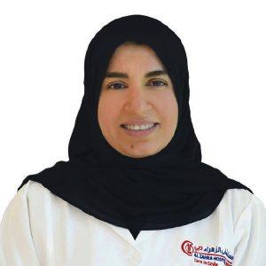 Dr Layla Al Marzooqi