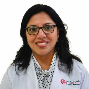 Dr Mona Chetan Thakre