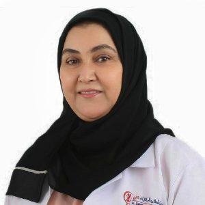 Dr Shafiqa Alsayegh